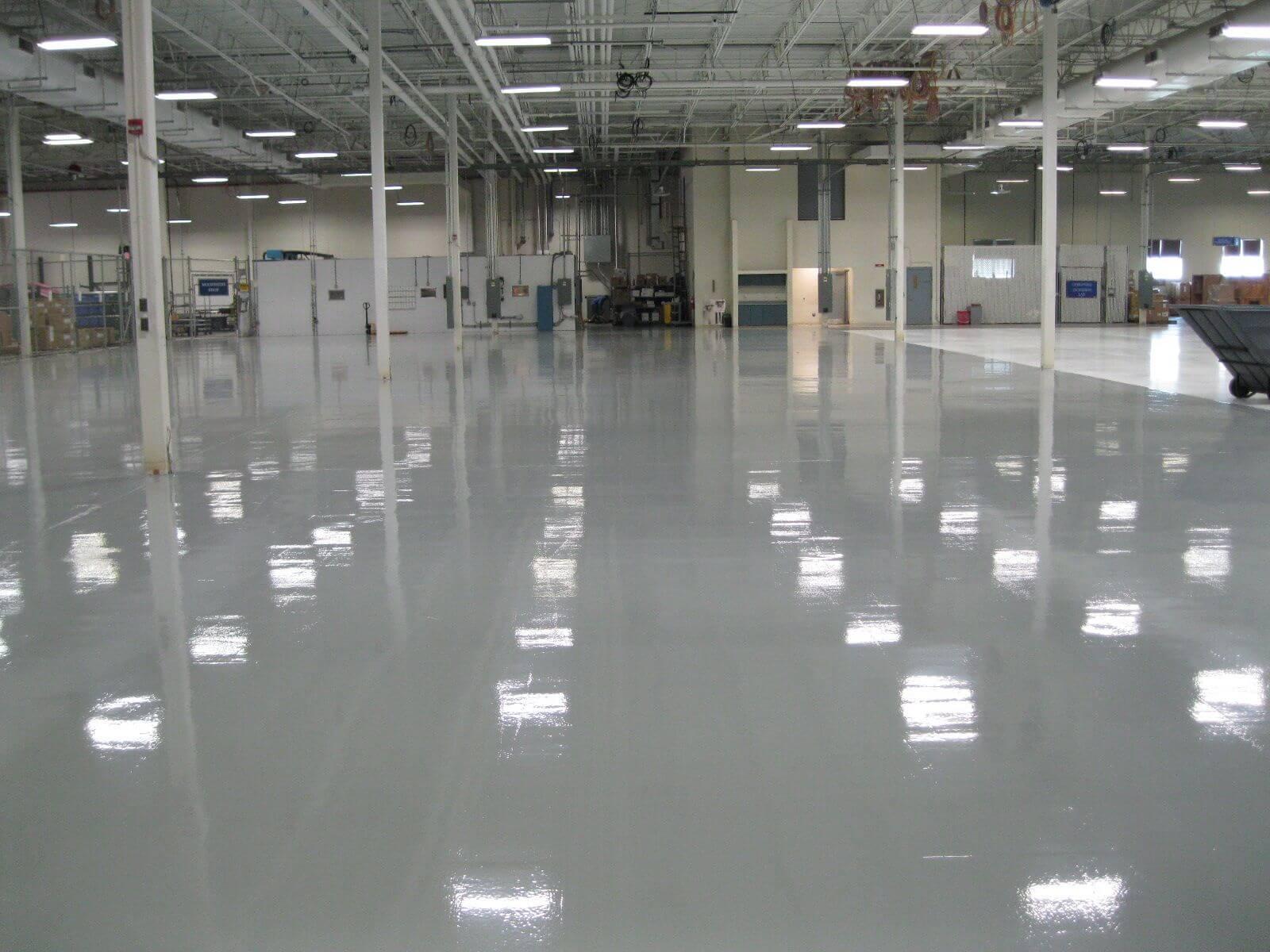 Industrial flooring Washington DC